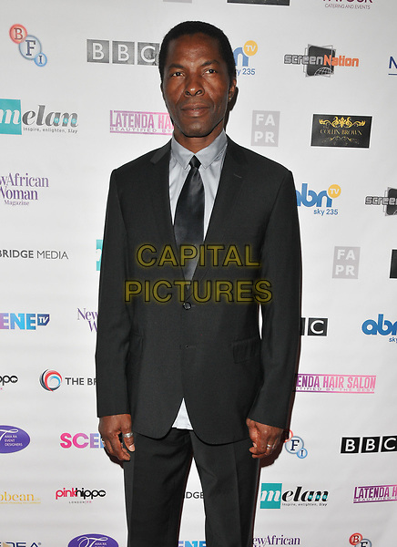Isaach de Bankole at the 12th Annual Screen Nation Film &amp; Television Awards 2017, Park Plaza Riverbank Hotel, Albert Embankment, London, England, UK, on Sunday 07 May 2017.<br /> CAP/CAN<br /> &copy;CAN/Capital Pictures