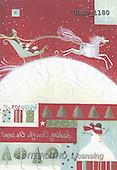 Addy, CHRISTMAS SYMBOLS, paintings(GBAD1180,#XX#)