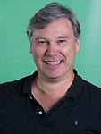 NIEUWEGEIN - Bart Jan van Woensel.,  KNHB scheidsrechter/ beoordeler  COPYRIGHT KOEN SUYK