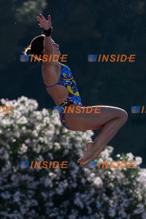 Noemi Batki Italia <br /> 10m piattaforma donne <br /> Roma 20-06-2016 Stadio del Nuoto Foro Italico Tuffi Campionati Italiani <br /> Foto Andrea Staccioli Insidefoto
