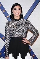 NEW YORK, NY - APRIL 12:  Morena Baccarin at the Swarovski Times Square Store Celebration at Hudson Mercantile in New York. City on April 12, 2018. <br /> CAP/MPI/RW<br /> &copy;RW/MPI/Capital Pictures