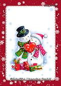 Roger, CHRISTMAS SANTA, SNOWMAN, WEIHNACHTSMÄNNER, SCHNEEMÄNNER, PAPÁ NOEL, MUÑECOS DE NIEVE, paintings+++++,GBRM19-0091,#x#