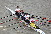 Crew: 67   Tideway Scullers School   Championship Quads<br /> <br /> Schools' Head of the River 2018<br /> <br /> To purchase this photo, or to see pricing information for Prints and Downloads, click the blue 'Add to Cart' button at the top-right of the page.