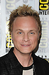 David Anders arriving at the iZombie Panel at Comic-Con 2014 The Hilton Bayfront Hotel in San Diego, Ca. July 25, 2014.