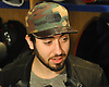 Mika Zibanejad of the New York Rangers speaks with the media in the locker room of Madison Square Garden Training Center in Greenburgh, NY on Tuesday, April 10, 2018.