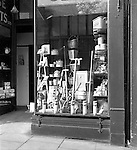 Ironmonger shop London