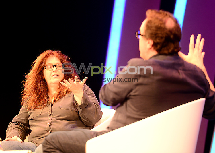 Picture by Simon Wilkinson/SWpix.com - 24/08/2016 - Edinburgh TV Festival<br />