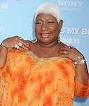 WESTWOOD, CA - JUNE 04: Luenell Campbell arrives at the Los Angeles premiere of 'That's My Boy' held at Regency Village Theatre Westwood on June 4, 2012 in Westwood, California.