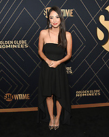 04 January 2020 - West Hollywood, California - Jessica Garza. Showtime Golden Globe Nominees Celebration held at Sunset Tower Hotel. Photo Credit: Billy Bennight/AdMedia