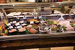 Display of fresh seafood, Oudeschild, Texel, Netherlands