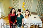 Clover Wharton, Sheila McQuinn and Sarah Nelan, pictured at the opening of the new beauty rooms at Horans Health Shop, The Square, Tralee, on Friday afternoon last.