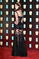 Anya Taylor Joy<br /> arriving for the BAFTA Film Awards 2018 at the Royal Albert Hall, London<br /> <br /> <br /> ©Ash Knotek  D3381  18/02/2018