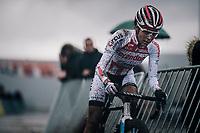 Ceylin Del Carmen Alvarado (NED/Corendon-Circus)<br /> <br /> Superprestige cyclocross Hoogstraten 2019 (BEL)<br /> Women's Race<br /> <br /> &copy;kramon