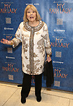 Diana Rigg attends the Broadway Opening Night Celebration for 'My Fair Lady' at The Grand Promenade, David Geffen Hall on April 19, 2018 in New York City.