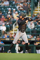 Jupiter Hammerheads Riley Mahan (2) during a Florida State League game against the Bradenton Marauders on April 20, 2019 at LECOM Park in Bradenton, Florida.  Bradenton defeated Jupiter 3-2.  (Mike Janes/Four Seam Images)