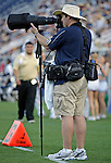 Copyright attorney and photographer Sam Lewis during Florida International University vs Arkansas State at FIU Stadium in Miami, Florida on November 27, 2010.
