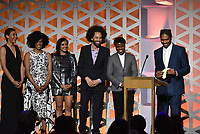 NEW YORK - MAY 18: Terence Nance appears onstage at the 78th Annual Peabody Awards at Cipriani Wall Street on May 18, 2019 in New York City. (Photo by Anthony Behar/FX/PictureGroup)
