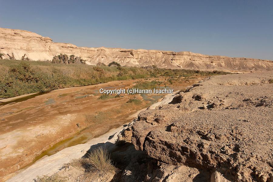 Israel, Ein Zin in the Negev desert