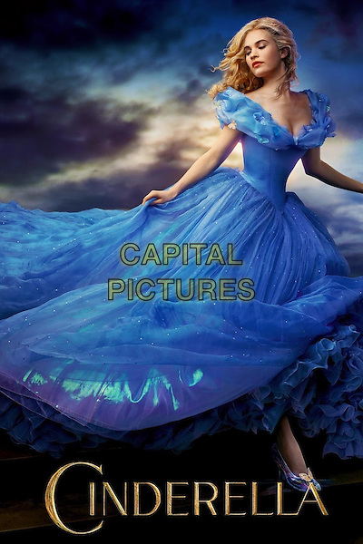 POSTER ART<br /> in Cinderella (2015) <br /> *Filmstill - Editorial Use Only*<br /> CAP/NFS<br /> Image supplied by Capital Pictures