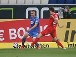 Pavel Kaderabek (TSG 1899 Hoffenheim) und Elvis Rexhbecaj (1FC Köln)<br /> <br /> Foto: POOLFOTO/Avanti/Ralf Poller/PIX-Sportfotos.<br /> TSG 1899 Hoffenheim-1. FC Koeln.<br /> Sinsheim,  GER, 27.05.2020 , 28. Spieltag , Fussball 1. Bundesliga 2019/2020.<br /> <br /> Sport: Fussball: LIGA: Saison 19/20: TSG 1899 Hoffenheim- 1.FC Koeln, 27.05.2020.<br /> Foto: RALF POLLER/AVANTI/POOL<br /> <br /> Nur für journalistische Zwecke! Only for editorial use! <br /> Gemäß den Vorgaben der DFL Deutsche Fußball Liga ist es untersagt, in dem Stadion und/oder vom Spiel angefertigte Fotoaufnahmen in Form von Sequenzbildern und/oder videoähnlichen Fotostrecken zu verwerten bzw. verwerten zu lassen. DFL regulations prohibit any use of photographs as image sequences and/or quasi-video.
