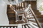 Greenwich Staircase by Robert Cardello Architects