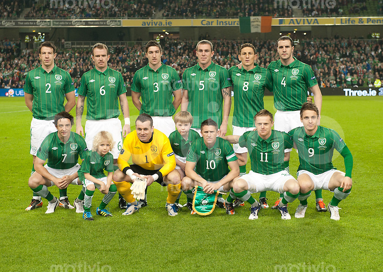 irland fußball
