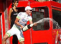 during the stage of La Vuelta 2012 between Logroño and Logroño.August 22,2012. (ALTERPHOTOS/Paola Otero) /NortePhoto.com<br /> <br /> **SOLO*VENTA*EN*MEXICO**<br /> **CREDITO*OBLIGATORIO**<br /> *No*Venta*A*Terceros*<br /> *No*Sale*So*third*<br /> *** No Se Permite Hacer Archivo**<br /> *No*Sale*So*third*