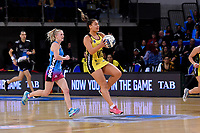 Pulse&rsquo; Renee Souness in action during the ANZ Premiership - Pulse v Steel at Te Rauparaha Arena, Porirua, New Zealand on Wednesday 30 May 2018.<br /> Photo by Masanori Udagawa. <br /> www.photowellington.photoshelter.com