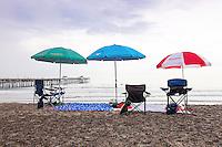 San Clemente Beach and Pier