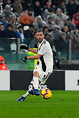 2nd February 2019, Allianz Stadium, Turin, Italy; Serie A football, Juventus versus Parma; Miralem Pjanic of Juventus plays on the ball into the box