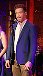 Barrett Foa during the 'Avenue Q' 15th Anniversary Reunion Concert at Feinstein's/54 Below on July 30, 2018 in New York City.
