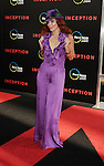 "HOLLYWOOD, CA. - July 13: Phoebe Price arrives to the ""Inception"" Los Angeles Premiere at Grauman's Chinese Theatre on July 13, 2010 in Hollywood, California."