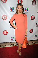 Maria Elena Salinas at the Univision Upfront 2012 reception at Cipriani 42nd Street on May 15, 2012 in New York City. ©mpi01/MediaPunch Inc