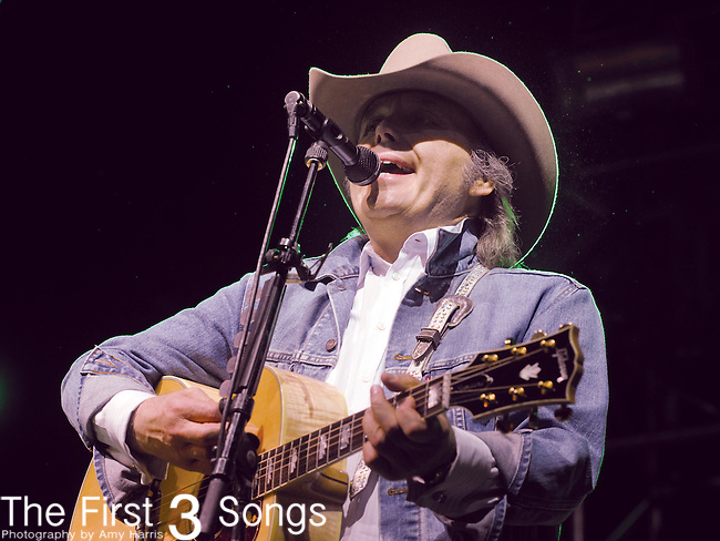 Dwight Yoakam performs during Day 2 of the Orlando Calling music festival at Citrus Bowl Park in Orlando, Florida on November 13, 2011.