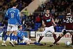 Murray Davidson scores for St Johnstone