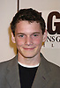 "Anton Yelchin ..at the world Premiere of ""Fierce People"" at the Tribeca Film Festival on April 24, 2005 at the Tribeca Performing Arts Center. ..Photo by Robin Platzer, Twin Images"