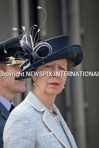 12.07.2017, RAF Brize Norton; UK: PRINCESS ANNE<br />attends 101 Squadron's 100th Anniversary Celebrations at RAF Brize Norton.<br />Mandatory Credit Photo: &copy;MoD/NEWSPIX INTERNATIONAL<br /><br />IMMEDIATE CONFIRMATION OF USAGE REQUIRED:<br />Newspix International, 31 Chinnery Hill, Bishop's Stortford, ENGLAND CM23 3PS<br />Tel:+441279 324672  ; Fax: +441279656877<br />Mobile:  07775681153<br />e-mail: info@newspixinternational.co.uk<br />*All fees payable to Newspix International*