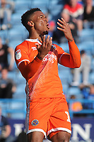 Tyrese Campbell, scorer of Shrewsbury's second goal during Gillingham vs Shrewsbury Town, Sky Bet EFL League 1 Football at The Medway Priestfield Stadium on 13th April 2019