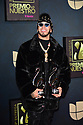 MIAMI, FL - FEBRUARY 20: Anuel AA poses backstage during Univision's Premio Lo Nuestro 2020 at AmericanAirlines Arena on February 20, 2020 in Miami, Florida.  ( Photo by Johnny Louis / jlnphotography.com )