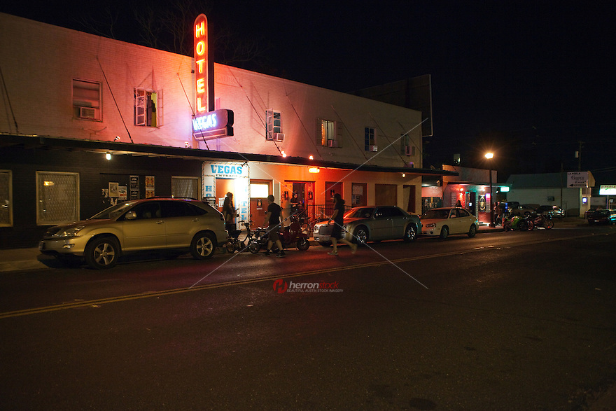 East Austin's, East 6th Street just east of I-35, claims the Austin's hottest current neighborhood bar and live music scene around.