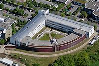 Campus Luebeck: EUROPA, DEUTSCHLAND, SCHLESWIG- HOLSTEIN, LUEBECK, (GERMANY), 15.05.2008: Campus Luebeck, Universitaet, Medizin,  Gebaeude der Informationstechnik, Universitaet zu Luebeck, Universitaetsklinikum Schleswig-Holstein, ..,Luftbild, Luftaufnahme, Luftansicht.c o p y r i g h t : A U F W I N D - L U F T B I L D E R . de.G e r t r u d - B a e u m e r - S t i e g 1 0 2, 2 1 0 3 5 H a m b u r g , G e r m a n y P h o n e + 4 9 (0) 1 7 1 - 6 8 6 6 0 6 9 E m a i l H w e i 1 @ a o l . c o m w w w . a u f w i n d - l u f t b i l d e r . d e.K o n t o : P o s t b a n k H a m b u r g .B l z : 2 0 0 1 0 0 2 0  K o n t o : 5 8 3 6 5 7 2 0 9.C o p y r i g h t n u r f u e r j o u r n a l i s t i s c h Z w e c k e, keine P e r s o e n l i c h ke i t s r e c h t e v o r h a n d e n, V e r o e f f e n t l i c h u n g n u r m i t H o n o r a r n a c h M F M, N a m e n s n e n n u n g u n d B e l e g e x e m p l a r !.