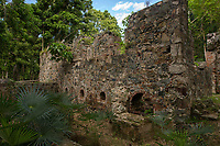 Ruins at Cinnamon Bay<br />