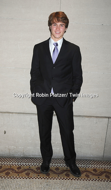 Andrew Trischitta attends the One Life to Live Wrap Party on November 18, 2011 at Capitale in New York City.