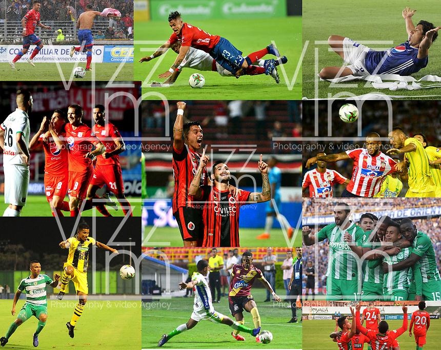 COLOMBIA, 11-03-2019:Imágenes de la Liga Águila 2019 ,fecha 9 /Images of Liga Aguila 2019, date 9. Photos: VizzorImage