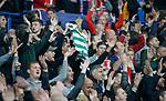 19.09.2019 Rangers v Feyenoord: Feyenoord fans with a Celtic strip