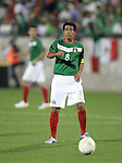 1 March 2006: Mexico's Pavel Pardo. The National Team of Mexico defeated the National Team of Ghana 1-0 at Pizza Hut Park in Frisco, Texas in an International Friendly soccer match.