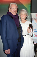 """LOS ANGELES - JAN 19:  Donald Sutherland, Helen Mirren at the """"The Leisure Seeker"""" Premiere at Pacific Design Center on January 19, 2018 in West Hollywood, CA"""