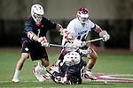 02-17-10 LMU vs Chapman - MCLA Men's Lacrosse