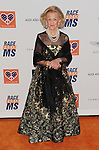Barbara Davis arriving at the 22nd Annual Race To Erase MS event held at the Hyatt Regency Century Plaza Los Angeles CA. April 24, 2015