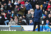 Steve Cooper Head Coach of Swansea City during the Sky Bet Championship match between Blackburn Rovers and Swansea City at Ewood Park on in Blackburn, England, UK. Saturday 29 February 2020